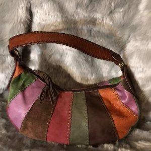 Handbags - Gorgeous leather boho  purse